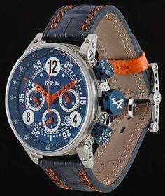 montre luxe collection: montre BRM V12 Alpine automatique homme