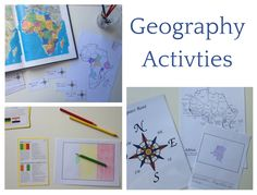 Geography can be a really fun area to explore and with a little thought and inspiration you can turn geography into a cross-curricula activi...