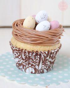 The Sweetest Taste: Cupcakes para dos