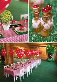 Teddy Bear Garden Picnic Birthday Party // Hostess with the Mostess®