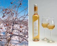 Ice Cider: The Sweet, Sublime Elixir from Canada -- Sidra de hielo, el dulce y sublime elixir canadiense #liquor #licor #bebidas   #luxury #lujo