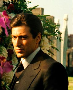 Al Pacino I ALWAYS obsess over Michael Corleone in Godfather Part 1 & Part 2 <3 <3 <3