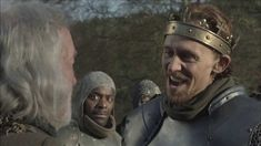 """St. Crispin's Day"" speech from The Hollow Crown: Shakespeare's Henry V 