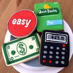 Tax Snacks! :)
