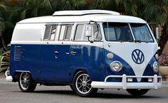 66 Vw Split Window Riviera Pop-top Camper - Used Volkswagen Bus ...