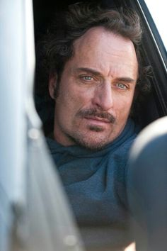 Sons of Anarchy, SAMCRO, SOA, bikers, brothers, family, great tv, Tig, Kim Coates, powerful face, intense eyes, beard, portrait, photo
