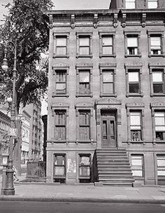 The Collyer Brownstone Mansion