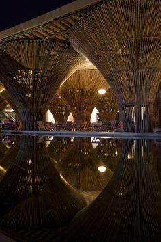 Kontum Indochine Café / Vo Trong Nghia Architects © Hiroyuki Oki Kontum, Vietnam