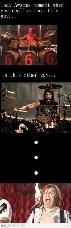 Just Dave Grohl...
