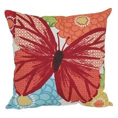 Kohls Yellow Throw Pillows : SONOMA outdoors Medallion Reversible Throw Pillow $12 kohls registry Pinterest Throw ...