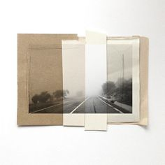 To Anna... . . #sophieklerk #mixedmedia #artist #art #collage #anna3puntos #instaart #instaartist #instagood #instalike #photograph #road