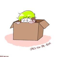 Jack-in-the-Box | Jacksepticeye | by some-youtubes on Tumblr