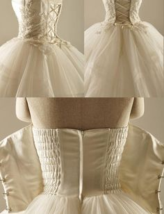 Grand Sweetheart Lace Hem Skirt Long Wedding Dresses, Custom Made Wedding Dresses, Affordable Wedding Bridal Gowns, Long Wedding Dresses, Bridal Dresses, Corset Sewing Pattern, Couture Sewing Techniques, Affordable Dresses, Fashion Sewing, Designer Dresses, Beautiful Dresses, Marie