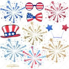 of July Clipart Patriotic Clipart Planner of July Stickers Independence Day Girl Dolls of July Fabric Glitter Fireworks Pug DIY 4th Of July Cake, Fourth Of July, Fourth Grade, Pug Diy, July Background, 4th Of July Clipart, Birthday Bulletin Boards, July Birthday, Easy Drawings