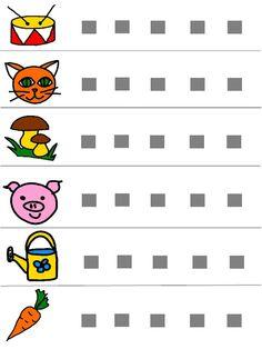 Pro Šíšu: Pracovní listy ČTEME PÍŠEME Education, Logos, Cards, Struktura, Fine Motor, Autism, Logo, Maps, Onderwijs