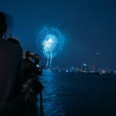 Annual 4th of July celebrations in New York