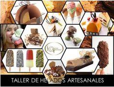 Taller helados cremosos artesanales gelato italiano del 23 al 25 febrero 2016 - Caracas - avisos, clasificados gratis