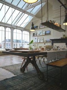 Amsterdam Loft - Home Decor