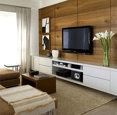Lounge room tv cabinet decorating