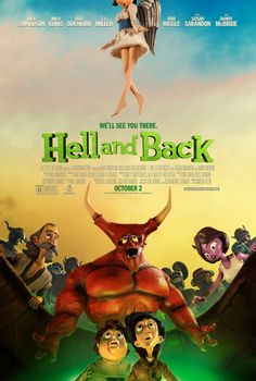 Click to View Extra Large Poster Image for Hell and Back