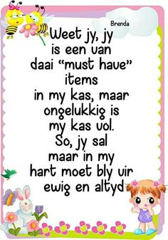 Great Quotes, Funny Quotes, Life Quotes, Birthday Quotes, Birthday Wishes, Baby Boy Knitting Patterns, Crochet Patterns, Afrikaanse Quotes, Goeie More