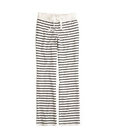J. Crew Dreamy Cotton Pant #gifts