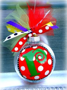 cute ornament idea