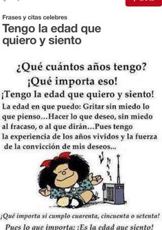 Find images and videos about mafalda on We Heart It - the app to get lost in what you love. Mafalda Quotes, Me Quotes, Funny Quotes, Happy B Day, Spanish Quotes, Birthday Quotes, Good Advice, Decir No, Happy Birthday