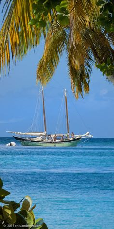 The schooner H.B. Welch off Saint John, US Virgin Islands Caribbean Vacations, Caribbean Cruise, St Thomas Usvi, Seven Heavens, Royal Caribbean International, Classic Yachts, Us Virgin Islands, Cruise Outfits, Saint John