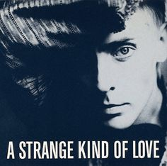 Peter Murphy ‎– SINGLE - A Strange Kind Of Love ( 1990 )