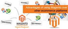 Magento is the most attractive e-commerce platform. Magento offers flexibility to grow your e-commerce platform according to the growth of your business.