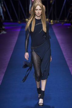 Versace - Irina Shayk / Emmy Rossum / Nina Dobrev / Charlize Theron / Jessica Biel