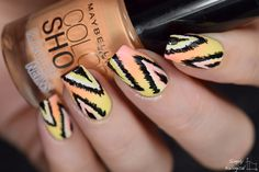 Beautiful nail art designs that are just too cute to resist. It's time to try out something new with your nail art. Beauty Hacks Nails, Nail Art Hacks, Edgy Nails, Cute Nails, Modern Nails, Nail Patterns, Pastel Nails, Dream Nails, Nail Art Galleries