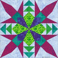 Looking for your next project? You're going to love Humming by designer Esther ipatchandquilt.