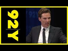 92Y ~ Benedict Cumberbatch Q&A after THE IMITATION GAME screening at The 92Y in New York on November 16, 2014. (49:49) [Video]