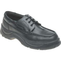 Himalayan Black Dual Density Wide Grip Boat Shoe Size 11-710: 710Black. 200 joules toe protection. #ShoppingUK
