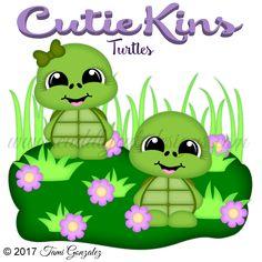 CutieKins-Turtles
