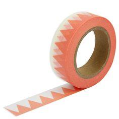Coral Triangle Washi Tape