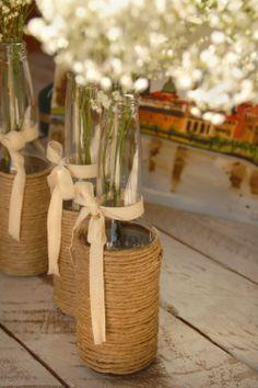 Matrimonio rustico - Allestimenti di materiali di recupero  Rustic wedding - Recycled materials decorations  AVANGUARDIA di Verona http://www.avanguardiaverona.it/