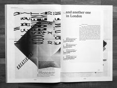 Werbebroschüre Fachklasse Grafik 09