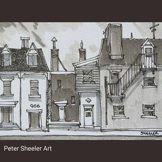Peter Sheeler Art
