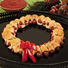 Τα πιο καταπληκτικα ορεκτικά για τα Χριστούγεννα , Εμείς θα σας παρουσιάσουμε 6+1 κοκταίηλ για να τους εντυπωσιασετε όλους!Mποτούλες στον μπουφέ  Στα μινι σνακ που θα βάλετε στο τραπέζι σας…. βάλτε και τις μπότες του Αϊ Βασίλη… Θα χρειαστείτε λουκάνικα, τυρί κρέμα και φρέσκο βασιλικό ή ρίγανη. Πάρτε μια οδοντογλυφίδα. Κόψτε τα λουκανικάκια …