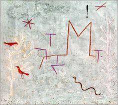 Paul Klee - gates