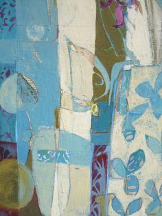 Detail - [Still Life with Blue Line]