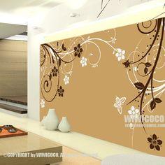 New design 2layers Decal flower--Vinyl wall decals sticker, wall graphic sticker