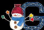 ALPHABET BONHOMME DE NEIGE (2) 17-12-2014