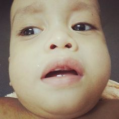 11m baby with 3 tooth