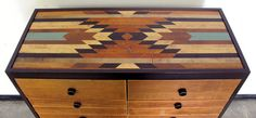 Bullhead XIV Rustic Modern Dresser -- New and Reclaimed Wood - one-of-a-kind FREE SHIPPING