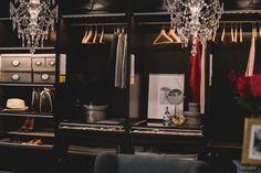 Ikea Home, Interior Exterior, Vanity, Curtains, Mirror, House, Furniture, Home Decor, Interiors