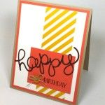 Happy Birthday Card for PPA274